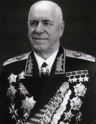 Министр обороны ссср